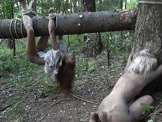 HORRORPORN - A dark side of the woods vlxx anal blonde fingering